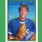 1988 Topps Baseball #569 Charlie Leibrandt - Kansas City Royals
