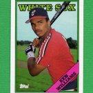 1988 Topps Baseball #559 Ken Williams - Chicago White Sox