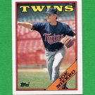 1988 Topps Baseball #473 Joe Niekro - Minnesota Twins ExMt