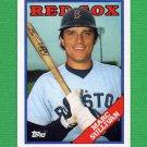 1988 Topps Baseball #354 Marc Sullivan - Boston Red Sox