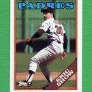 1988 Topps Baseball #303 Eric Show - San Diego Padres