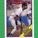 1988 Topps Baseball #257 Jerry Royster - New York Yankees