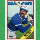 1988 Topps Baseball #205 Nelson Liriano - Toronto Blue Jays