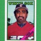 1988 Topps Baseball #184 Ivan Calderon - Chicago White Sox