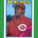 1988 Topps Baseball #172 Lloyd McClendon RC - Cincinnati Reds
