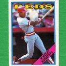 1988 Topps Baseball #150 Eric Davis - Cincinnati Reds