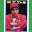 1988 Topps Baseball #102 Barry Larkin - Cincinnati Reds