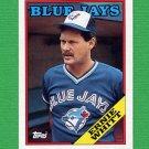 1988 Topps Baseball #079 Ernie Whitt - Toronto Blue Jays