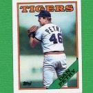 1988 Topps Baseball #078 Dan Petry - Detroit Tigers Ex