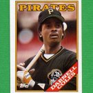 1988 Topps Baseball #046 Darnell Coles - Pittsburgh Pirates
