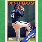 1988 Topps Baseball #024 Jim Deshaies - Houston Astros