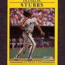 1991 Fleer Baseball #518 Franklin Stubbs - Houston Astros