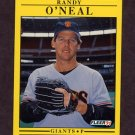 1991 Fleer Baseball #268 Randy O'Neal - San Francisco Giants