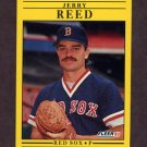1991 Fleer Baseball #110 Jerry Reed - Boston Red Sox