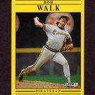 1991 Fleer Baseball #054 Bob Walk - Pittsburgh Pirates