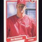 1990 Fleer Baseball #431 Ron Robinson - Cincinnati Reds