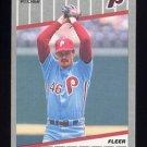 1989 Fleer Baseball #569 Kevin Gross - Philadelphia Phillies