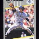 1989 Fleer Baseball #551 Mark Langston - Seattle Mariners