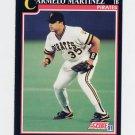 1991 Score Baseball #792 Carmelo Martinez - Pittsburgh Pirates