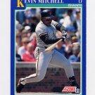 1991 Score Baseball #451 Kevin Mitchell - San Francisco Giants