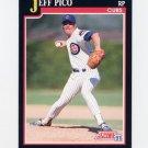 1991 Score Baseball #326 Jeff Pico - Chicago Cubs