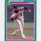 1991 Score Baseball #193 Jim Deshaies - Houston Astros