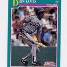 1991 Score Baseball #131 Dion James - Cleveland Indians