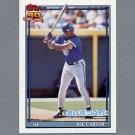 1991 Topps Traded Baseball #020T Joe Carter - Toronto Blue Jays