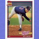 1991 Topps Baseball #503 Roy Smith - Minnesota Twins