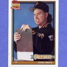 1991 Topps Baseball #441 Zane Smith - Pittsburgh Pirates NM-M