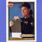 1991 Topps Baseball #441 Zane Smith - Pittsburgh Pirates ExMt