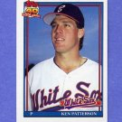 1991 Topps Baseball #326 Ken Patterson - Chicago White Sox