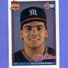 1991 Topps Baseball #278 Alex Fernandez - Chicago White Sox