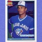 1991 Topps Baseball #274 Ken Williams - Toronto Blue Jays