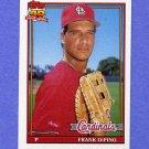 1991 Topps Baseball #112 Frank DiPino - St. Louis Cardinals