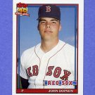 1991 Topps Baseball #094 John Dopson - Boston Red Sox