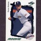 1995 Score Baseball #584 Dave Staton - San Diego Padres