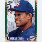 1995 Score Baseball #477 Andujar Cedeno - San Diego Padres