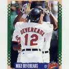 1995 Score Baseball #476 Mike Devereaux - Baltimore Orioles