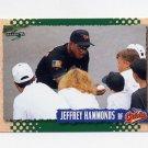 1995 Score Baseball #450 Jeffrey Hammonds - Baltimore Orioles