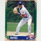 1995 Score Baseball #412 Juan Bell - Montreal Expos