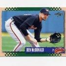 1995 Score Baseball #273 Ben McDonald - Baltimore Orioles
