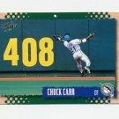 1995 Score Baseball #224 Chuck Carr - Florida Marlins