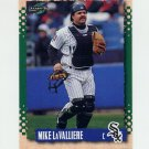 1995 Score Baseball #168 Mike LaValliere - Chicago White Sox