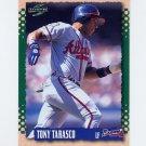 1995 Score Baseball #145 Tony Tarasco - Atlanta Braves