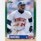 1995 Score Baseball #043 Shane Mack - Minnesota Twins