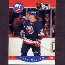 1990-91 Pro Set Hockey #190 Gary Nylund - New York Islanders