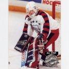 1991-92 Pro Set Platinum Hockey #279 Mike Richter AS - New York Rangers