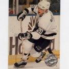 1991-92 Pro Set Platinum Hockey #050 Luc Robitaille - Los Angeles Kings
