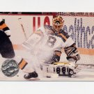 1991-92 Pro Set Platinum Hockey #004 Andy Moog - Boston Bruins